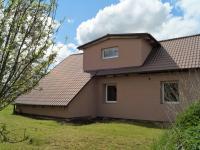 Východní pohled (Prodej domu v osobním vlastnictví 215 m², Čakovičky)
