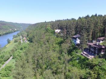 výhled - Prodej chaty / chalupy 200 m², Hradištko