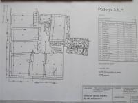Půdorys 3NP (Pronájem komerčního objektu 20 m², Klatovy)