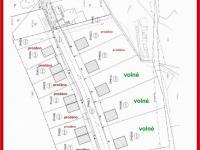 Prodej pozemku 1849 m², Klatovy