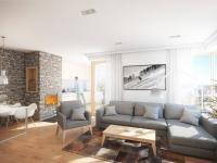 Prodej bytu 3+kk v osobním vlastnictví 97 m², Železná Ruda