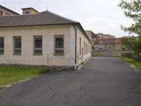 Zadní trakt (Pronájem skladovacích prostor 100 m², Klatovy)