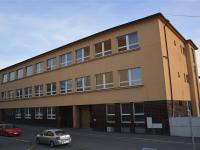 Čelní pohled (Pronájem skladovacích prostor 100 m², Klatovy)