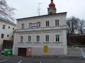 pohled na dům - Prodej domu v osobním vlastnictví 220 m², Bečov nad Teplou