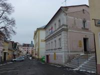 pohled na náměstí - Prodej domu v osobním vlastnictví 220 m², Bečov nad Teplou