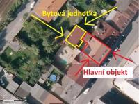 letecký pohled - Prodej bytu 4+kk v osobním vlastnictví 105 m², Plzeň