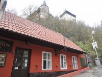 Pronájem restaurace 250 m², Karlštejn