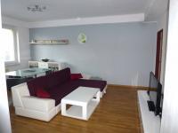 obývací pokoj (Prodej bytu 2+kk v osobním vlastnictví 54 m², Plzeň)