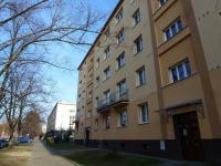 pohled na dům (Prodej bytu 2+kk v osobním vlastnictví 54 m², Plzeň)
