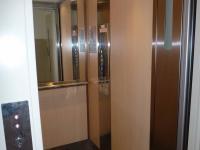 výtah (Prodej bytu 1+1 v osobním vlastnictví 39 m², Plzeň)