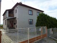pohled na dům z ulice (Prodej domu v osobním vlastnictví 210 m², Dolní Lukavice)
