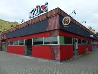 objekt Severka - vstup do obchodu  (Pronájem obchodních prostor 120 m², Plzeň)