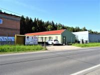 Pronájem komerčního objektu 360 m², Plzeň