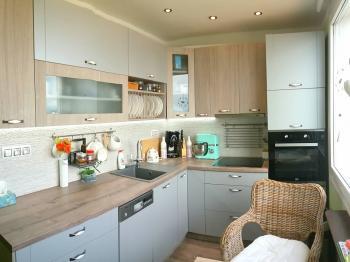 kuchyně - Prodej bytu 3+1 v osobním vlastnictví 79 m², Plzeň