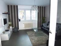 obývací pokoj (Prodej bytu 2+1 v osobním vlastnictví 70 m², Plzeň)