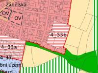 Prodej pozemku 1774 m², Plzeň