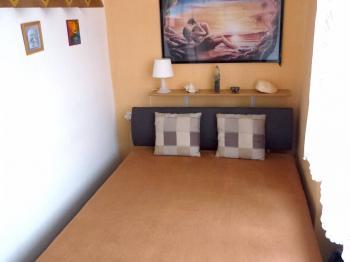 oddělený prostor na spaní - Prodej bytu 2+kk v osobním vlastnictví 55 m², Dobřany