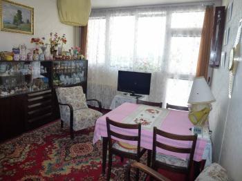 obývací pokoj - Prodej bytu 3+1 v osobním vlastnictví 62 m², Plzeň