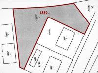 Prodej pozemku 1860 m², Klatovy