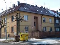 pohled na dům (Pronájem bytu 1+kk v osobním vlastnictví 45 m², Plzeň)