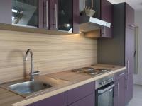 kuchyňská linka (Pronájem bytu 1+kk v osobním vlastnictví 45 m², Plzeň)