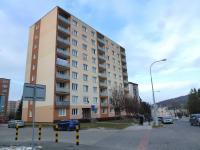 pohled na dům - Prodej bytu 2+1 v osobním vlastnictví 63 m², Plzeň