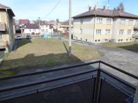pohled z balkonu - Prodej bytu 3+1 v osobním vlastnictví 80 m², Kasejovice