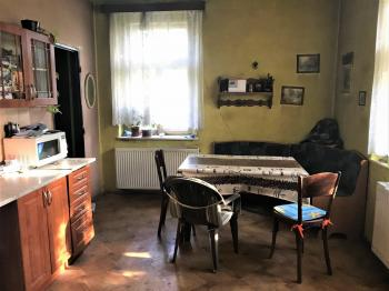 Kuchyně a jídelna - Prodej domu v osobním vlastnictví 128 m², Slabce