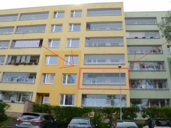 Prodej bytu 3+1 v družstevním vlastnictví 68 m², Praha 3 - Žižkov