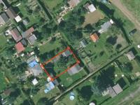 označení pozemku - Prodej pozemku 191 m², Přeštice