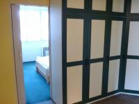 pohled z předsíně do ložnice - Pronájem bytu 2+1 v osobním vlastnictví 49 m², Plzeň