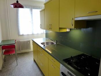 kuchyně - Pronájem bytu 2+1 v osobním vlastnictví 49 m², Plzeň