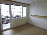 ložnice s lodžií - Pronájem bytu 3+1 v osobním vlastnictví 72 m², Plzeň