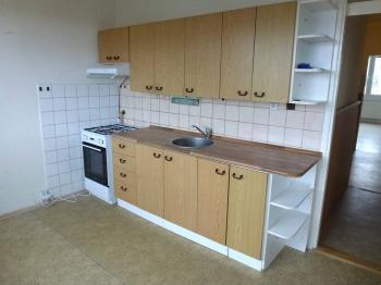 kuchyně - Pronájem bytu 3+1 v osobním vlastnictví 72 m², Plzeň