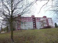 pohled na dům  - Pronájem bytu 3+1 v osobním vlastnictví 72 m², Plzeň
