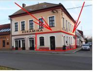 Pronájem komerčního prostoru (obchodní) v osobním vlastnictví, 68 m2, Plzeň