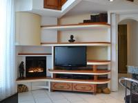 obývací pokoj (Prodej bytu 2+kk v osobním vlastnictví 56 m², Brno)