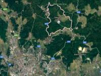 mapa lokality (Prodej domu v osobním vlastnictví 286 m², Babice nad Svitavou)