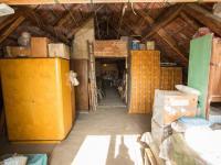 Půdní prostory (Prodej domu v osobním vlastnictví 286 m², Babice nad Svitavou)