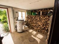 Tepelné čerpadlo, tech. místnost (Prodej domu v osobním vlastnictví 286 m², Babice nad Svitavou)