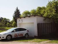Garáž (Prodej domu v osobním vlastnictví 286 m², Babice nad Svitavou)