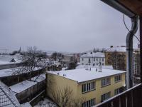 Pohled z vchodových dveří (Prodej bytu 2+kk v osobním vlastnictví 67 m², Brno)