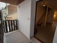 Vstup do bytu ve 4.np. (Prodej bytu 2+kk v osobním vlastnictví 67 m², Brno)