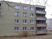 lokalizace bytu (Pronájem bytu 1+1 v osobním vlastnictví 41 m², Brno)