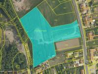 Prodej pozemku 10497 m², Kratochvilka