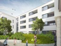 Prodej bytu 1+kk v osobním vlastnictví 35 m², Břeclav