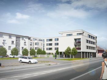 Prodej bytu 3+kk v osobním vlastnictví 85 m², Břeclav