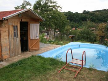 Bazén  - Prodej chaty / chalupy 23 m², Mokrá-Horákov