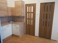 kuchyňský kout (Prodej bytu 1+kk v osobním vlastnictví 27 m², Brno)