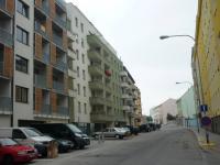 ulice (Pronájem bytu 1+kk v osobním vlastnictví 43 m², Brno)